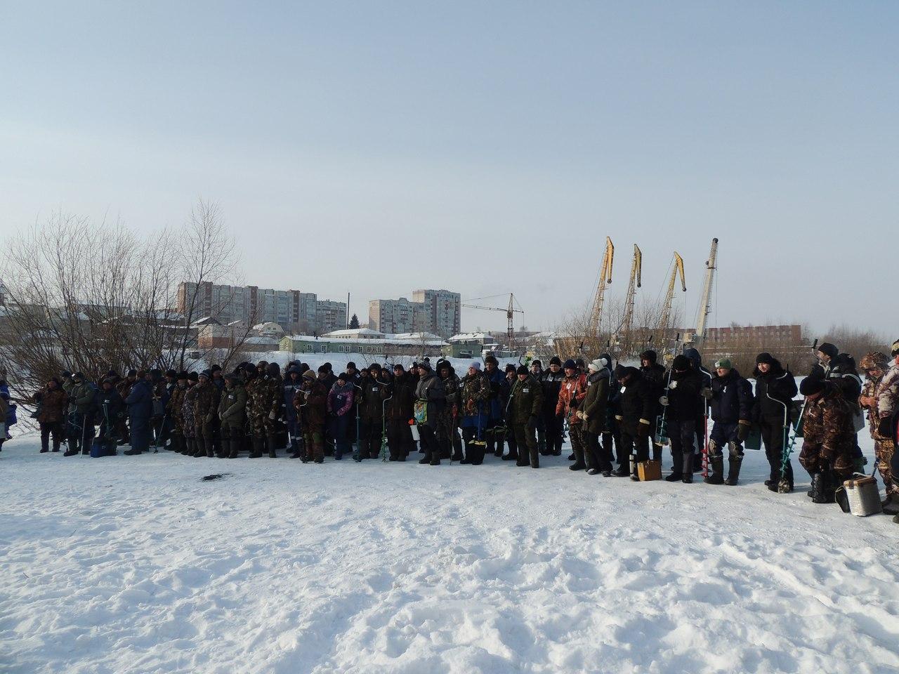 Сообщите нам о рыбах обитающих в окрестностях города Вятские Поляны